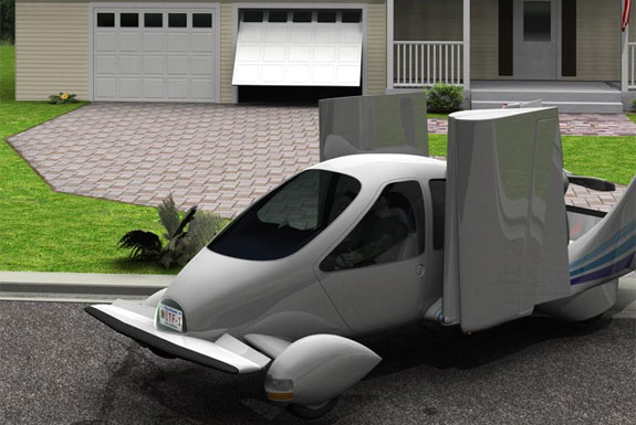Flying Cars Ready For Take Off