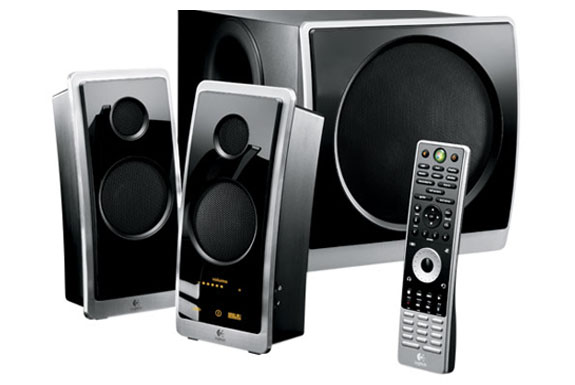 Logitech Z Cinéma Advanced Surround Sound System