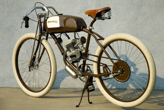 Derringer Motorized Bicycle