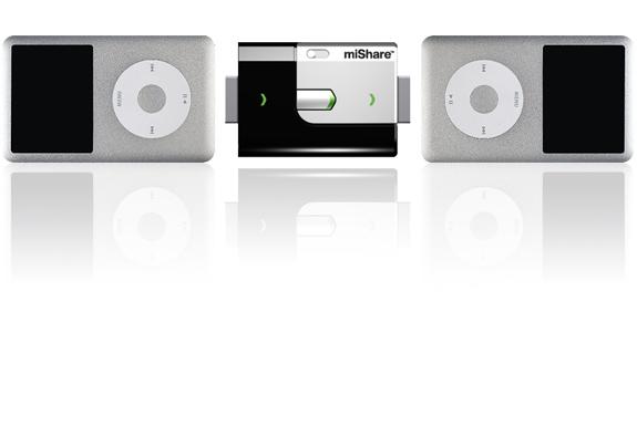 iPod + iPod = miShare