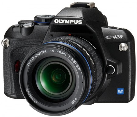 digital camera reviews bargain deals  Why The Olympus Evolt E420 Should Be Your First Digital SLR