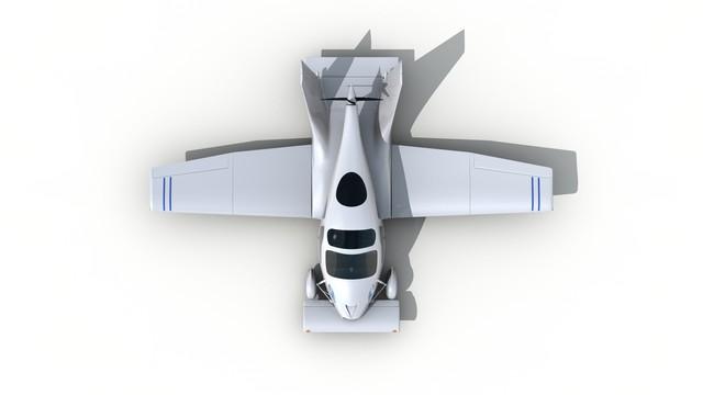 Terrafugia's Transition Roadable Aircraft