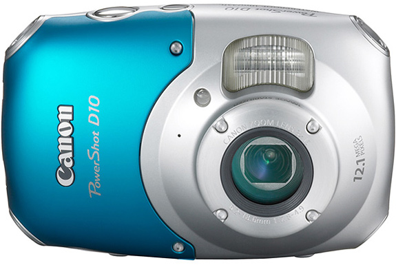 Canon's Everything-Proof Ultra Compact Camera