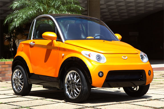 eco friendly cars  Its Inexpensive and Electric. But Will This Car Sell?
