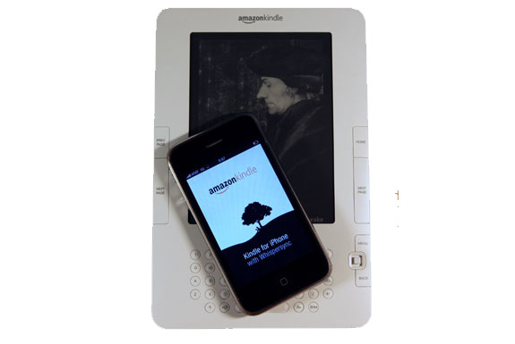 Turn Your iPhone & iTouch Into a Free Kindle (Sort Of)