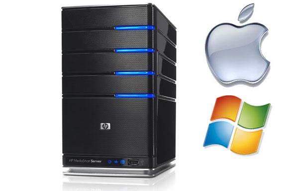 HP's Smart MediaSmart Server