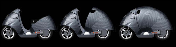 motorcycles bicycles eco friendly concept  8 Alternative Powered Motorcycles