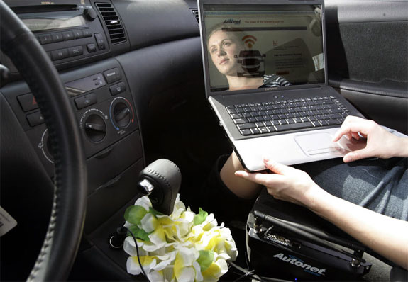travel gadgets computer accessory computers  Turn Your Vehicle Into a Wi Fi Hotspot