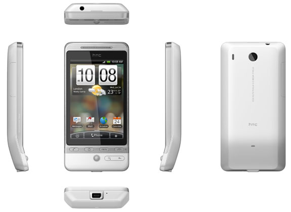 smart phone mobile phone  The High Design, Highly Customizable, HTC Hero
