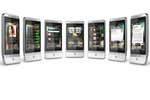The High Design, Highly Customizable, HTC Hero