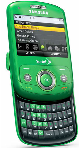 smart phone samsung 2 eco friendly mobile phone  The Free Smartphone Made From Corn