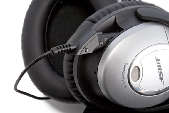 The Bose QuietComfort 15: <br />Our New Favorite Noise Canceling Headphones