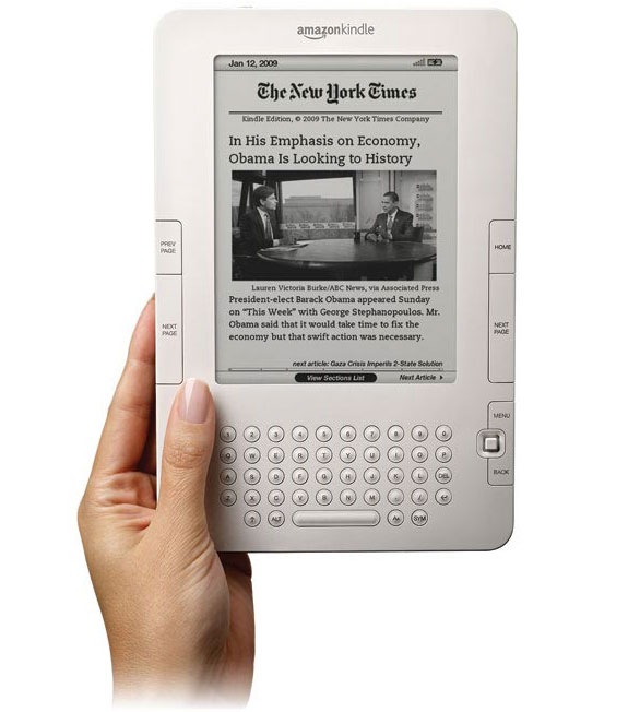 travel gadgets kindle e book reader  The Kindle Goes Global