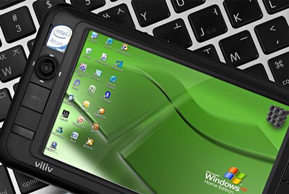 The Viliv S5 Net-Tablet PC