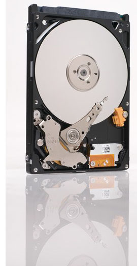 hard drives  The Seagate Momentus XL: HDD meets SSD