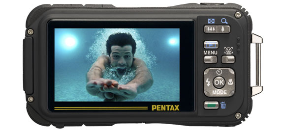 waterproof camera case gadget digital camera reviews  The Waterproof, Durable Pentax Optio W90