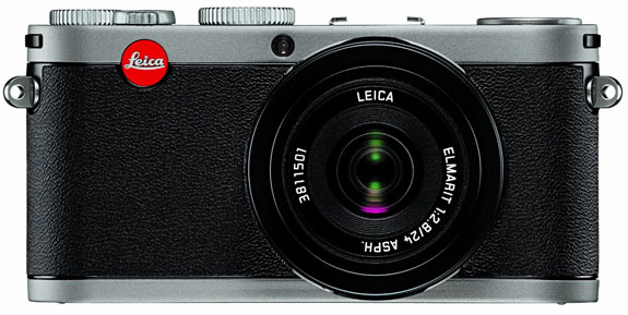 digital camera reviews  The Leica X1: Retro Outside, High Tech Inside