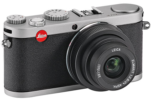 The Leica X1: Retro Outside, High-Tech Inside
