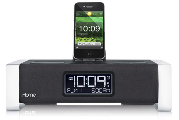 Just In Case, iHome's New Speaker Dock