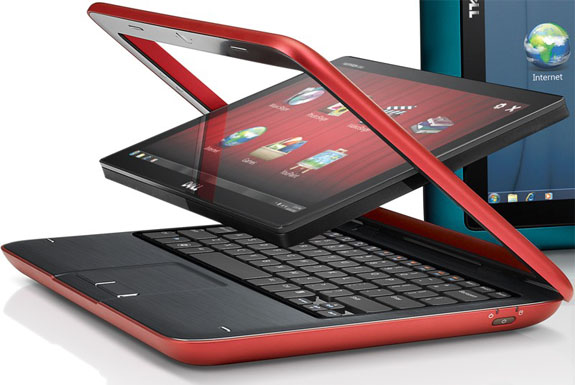 The Dell Inspiron Duo <br />Tablet-Netbook Convertible
