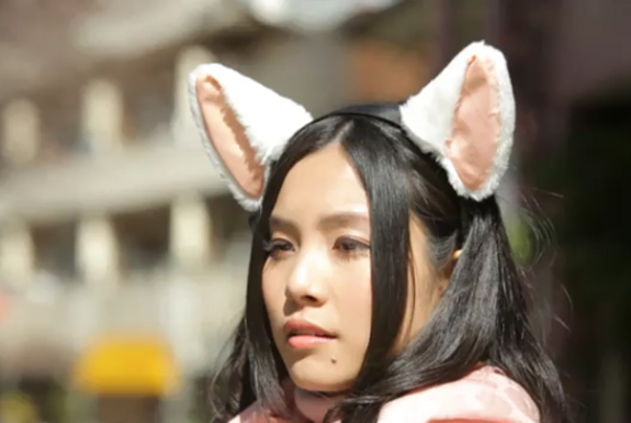 Brain-Controlled Cat Ears
