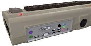 desktop  The Return of the Commodore 64