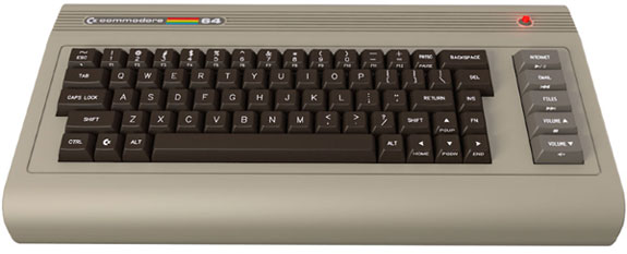 desktop  The Return of the Commodore 64