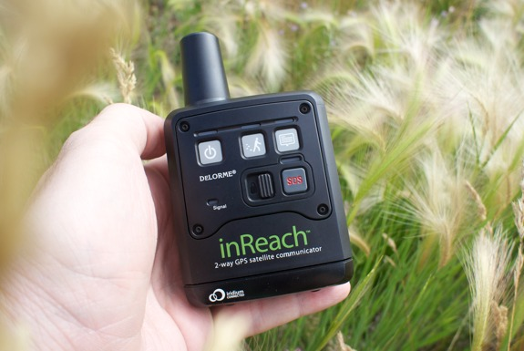The DeLorme inReach <br />GPS Navigator, Satellite Messenger