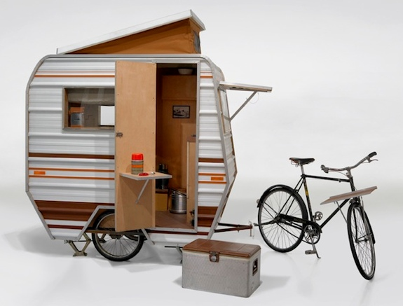 motorcycles bicycles  The Bike Camper