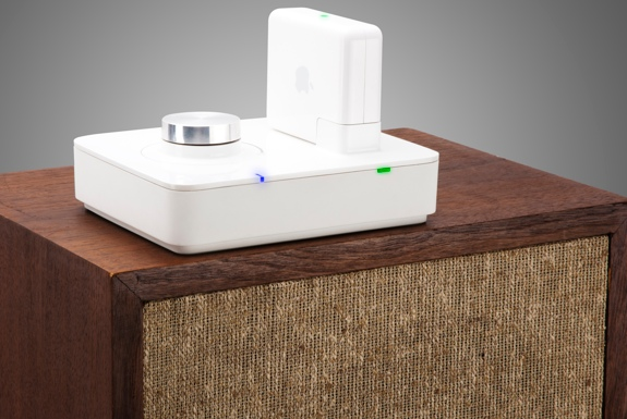 Stream Music Wirelessly <br />To Old Wired Speakers
