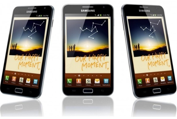 The Samsung Galaxy Note: Phone or Tablet?