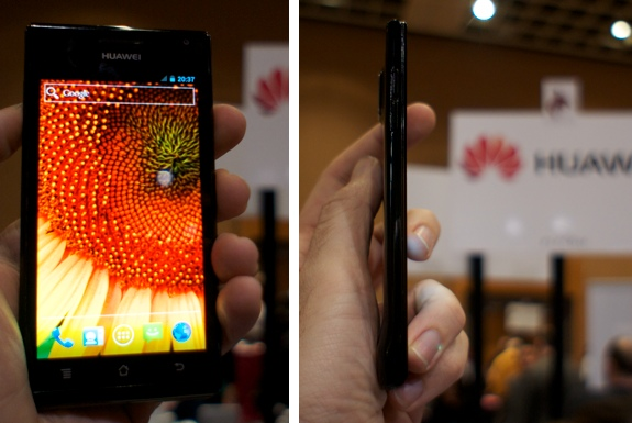 The World's Thinnest Smartphone