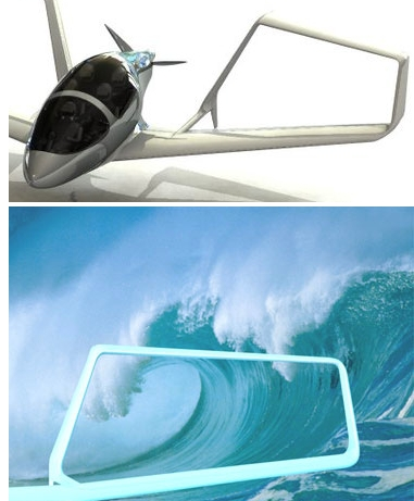 transportation eco friendly concept  The Synergy Aircraft Project