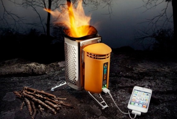 BioLite: The World&#8217;s Coolest Camping Stove