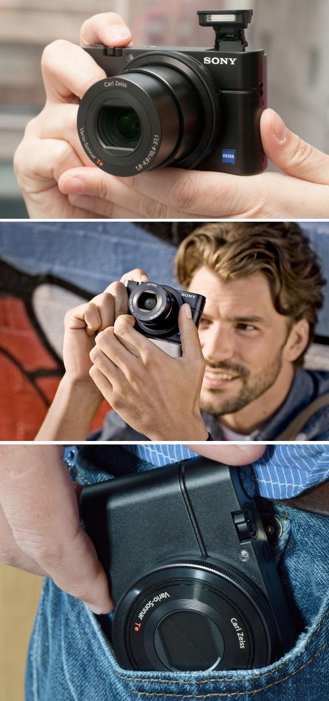 sony digital camera reviews  Sony RX100: Like Having an SLR in Your Pocket?