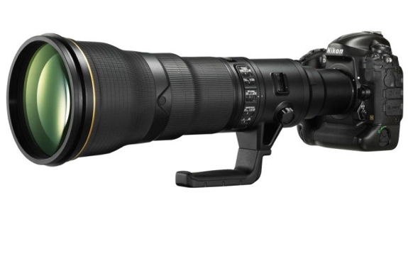 Nikon's 800mm Lens (and a Cheaper Alternative)
