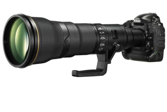 Nikon's 800mm Lens (and a Cheaper Alternative)