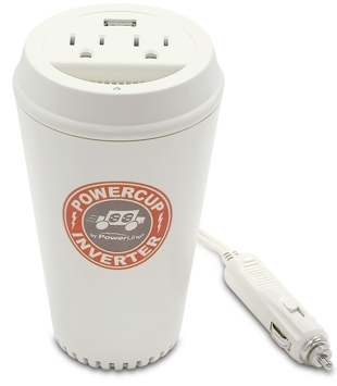travel gadgets cars  Powers Your Gadgets, Looks Like a Coffee Cup
