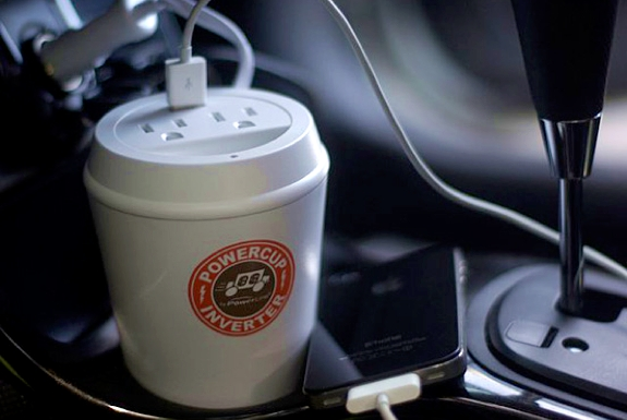 Powers Your Gadgets, Looks Like a Coffee Cup