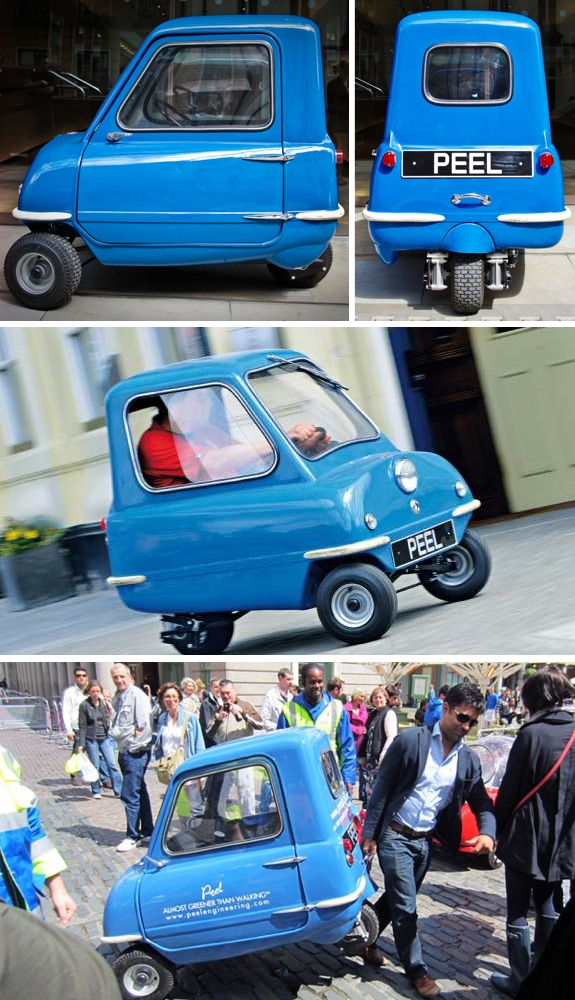 cars  The Worlds Smallest Street Legal Production Car