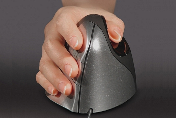 A Newer, Better Ergonomic Mouse