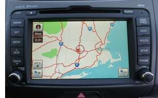 cars  Road Tripping in a 2013 Kia Sportage
