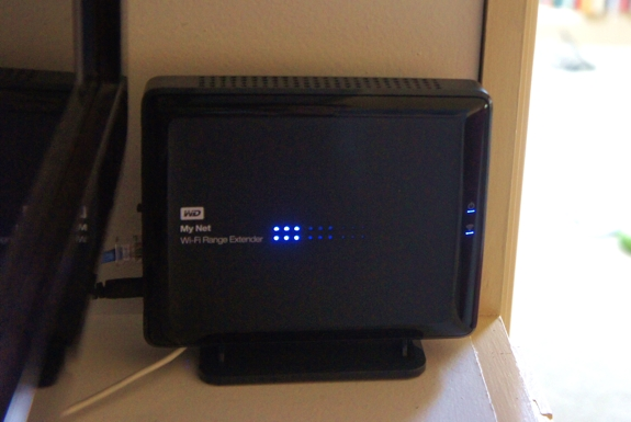 Cheaply, Easily Boost a Wifi Signal