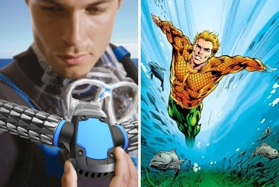 Can Artificial Gills Allow Humans To Breathe Underwater?